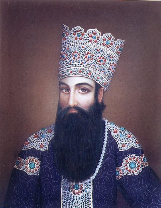 Abbas Mirza Pictures of Crown Prince Abbas M