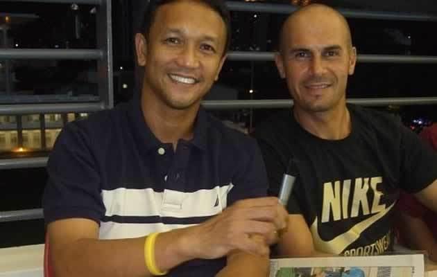 Abbas Saad Abbas Saad slams state of Singapore football Fit to Post