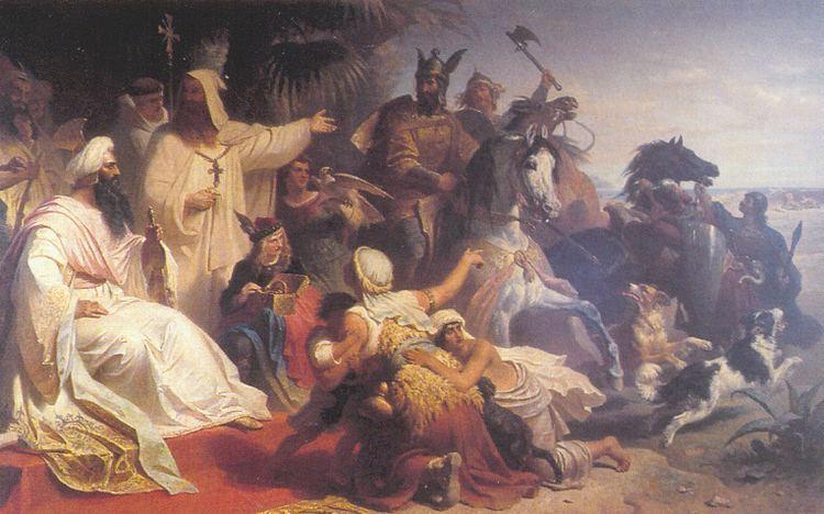 Abbasid–Carolingian alliance