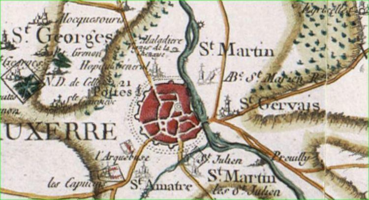 Abbaye Saint-Marien d'Auxerre