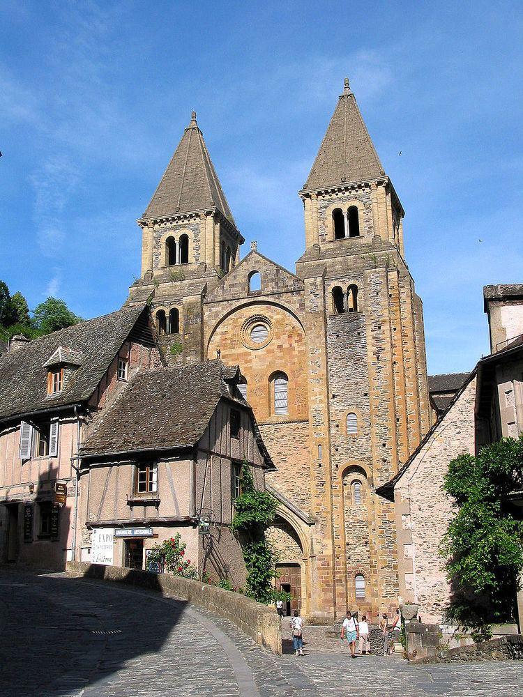 Abbey Church of Saint Foy