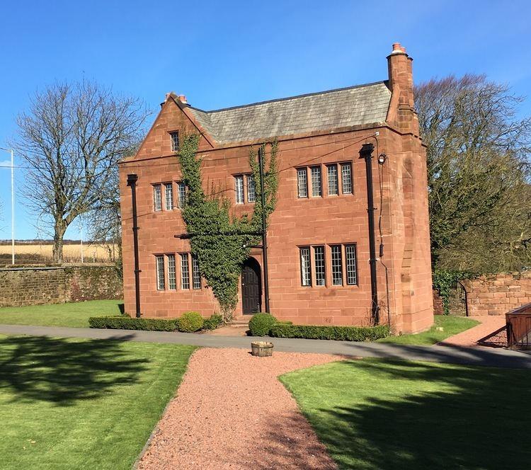 Abbey House, Barrow-in-Furness FileNorth Lodge to Abbey House BarrowinFurnessjpg Wikimedia