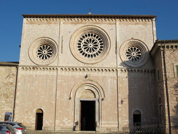 Abbey of Saint Peter (Assisi)