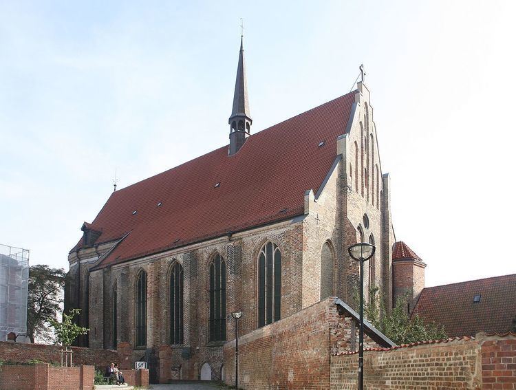 Abbey of the Holy Cross, Rostock