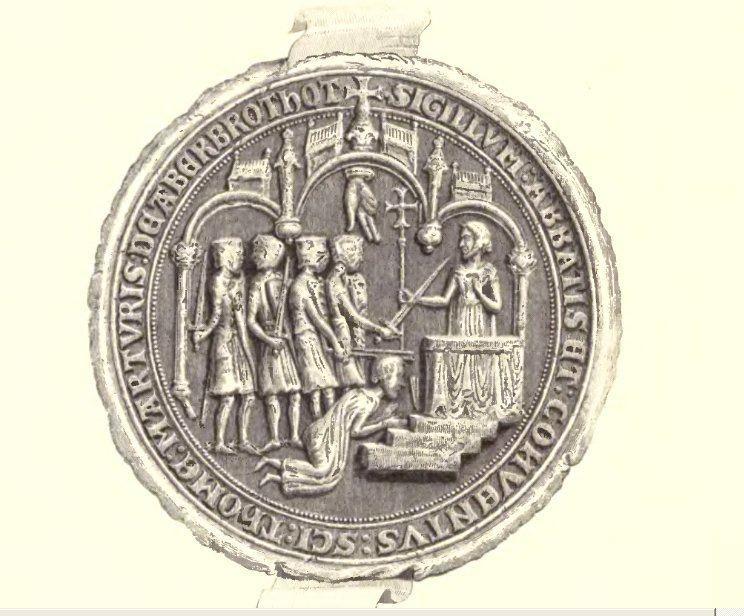 Abbot of Arbroath