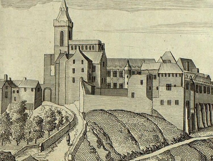 Abbot of Dunfermline