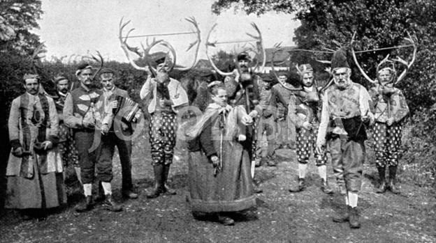 Abbots Bromley Horn Dance 1000 images about Horne dancers Abbots Bromley on Pinterest Horns