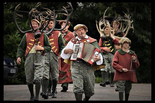 Abbots Bromley Horn Dance Abbots Bromley Horn Dance 2008 Abbots Bromley Horn Dance 2 Flickr