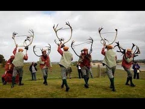 Abbots Bromley Horn Dance Abbots Bromley Horn Dance YouTube