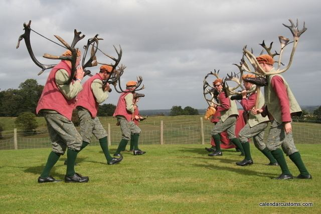 Abbots Bromley Horn Dance Abbots Bromley Horn Dance