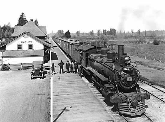Abbotsford, British Columbia in the past, History of Abbotsford, British Columbia