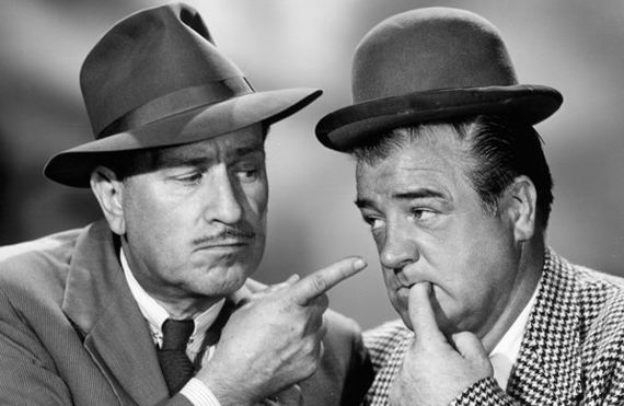 Abbott and Costello Abbott amp Costello Comedic Genius Before Their Time