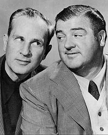Abbott and Costello Abbott and Costello Wikipedia