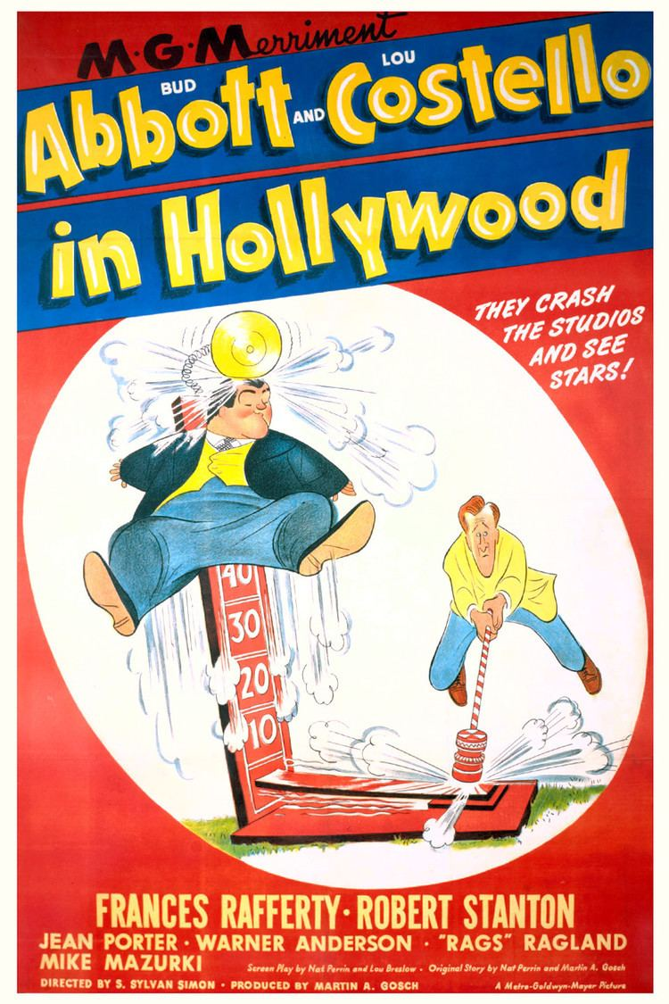 Abbott and Costello in Hollywood wwwgstaticcomtvthumbmovieposters3777p3777p