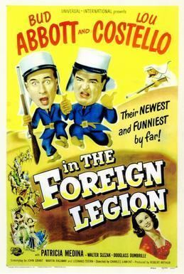Abbott and Costello in the Foreign Legion Abbott and Costello in the Foreign Legion Wikipedia