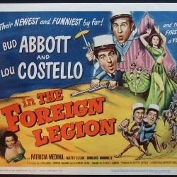 Abbott and Costello in the Foreign Legion Watch Abbott and Costello in the Foreign Legion 1950 Full Online