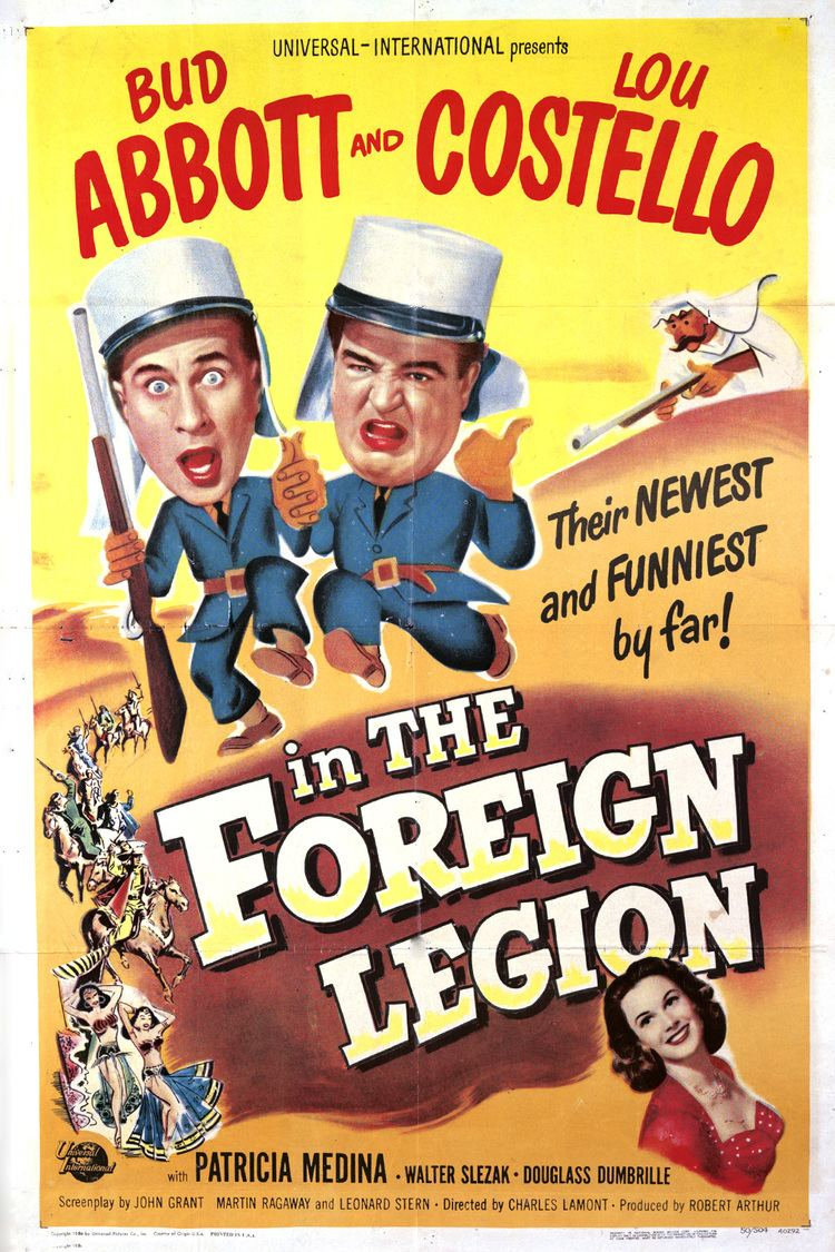 Abbott and Costello in the Foreign Legion wwwgstaticcomtvthumbmovieposters1275p1275p