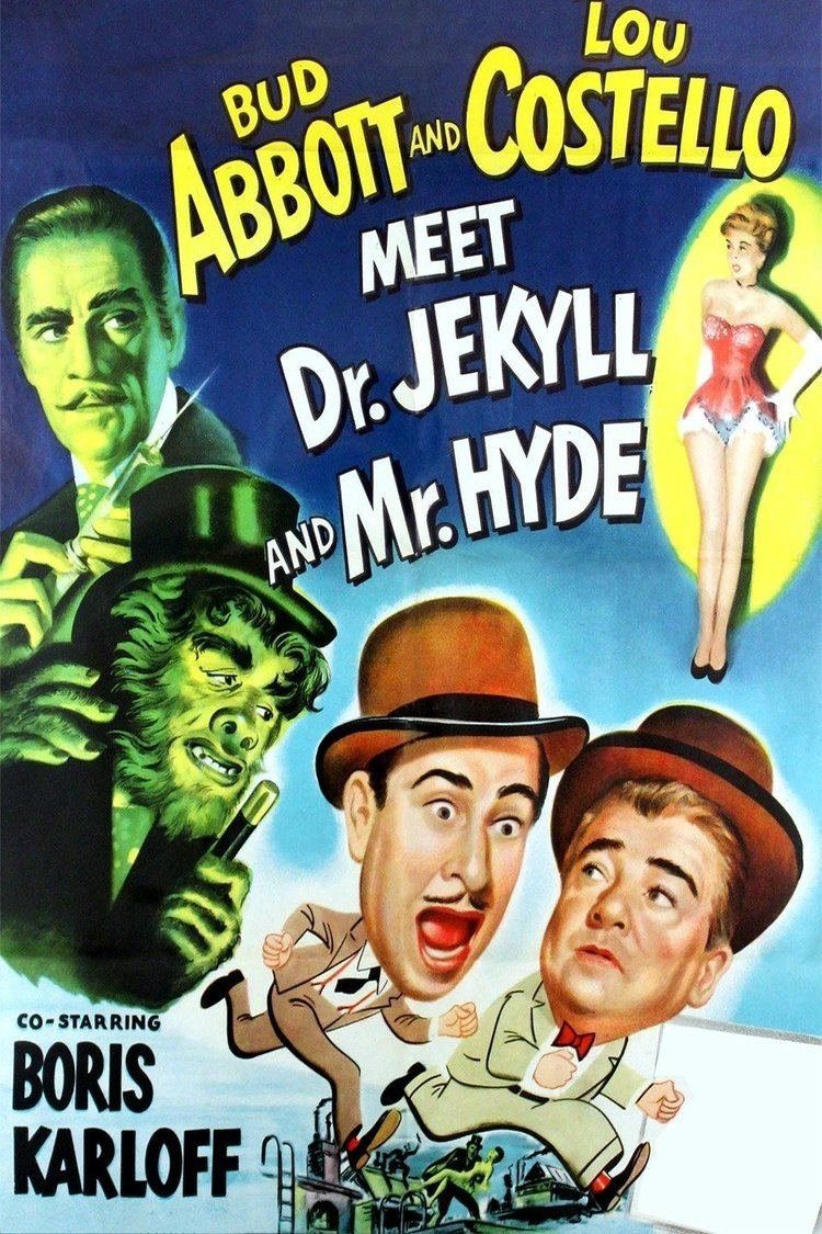 Abbott and Costello Meet Dr. Jekyll and Mr. Hyde wwwgstaticcomtvthumbmovieposters1330p1330p