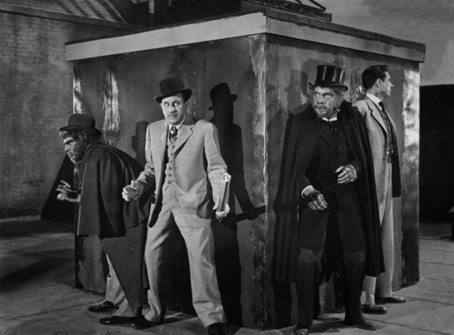 Abbott and Costello Meet Dr. Jekyll and Mr. Hyde Abbott and Costello Meet Dr Jekyll and Mr Hyde 1953 Classic