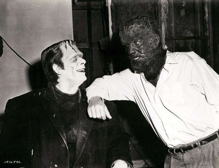 Abbott and Costello Meet Frankenstein movie scenes Bud Abbott Frankenstein 1948 Chaney Jr Abbott Lou Meeting Frankenstein Lou Costello Glenn Strange Lon Chaney Costello Meeting
