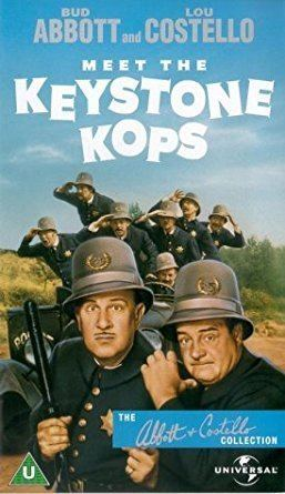 Abbott and Costello Meet the Keystone Kops Abbott And Costello Meet The Keystone Kops 1955 VHS Bud Abbott
