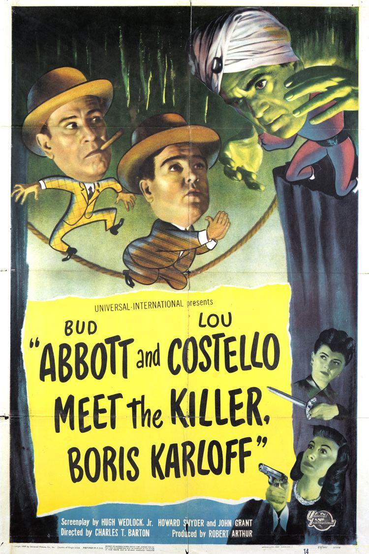 Abbott and Costello Meet the Killer, Boris Karloff wwwgstaticcomtvthumbmovieposters2288p2288p
