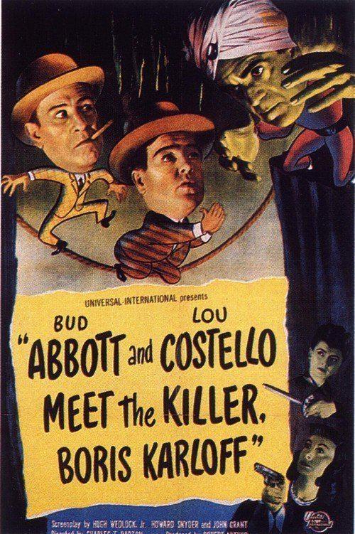 Abbott and Costello Meet the Killer, Boris Karloff Abbott and Costello Meet the Killer Boris Karloff 1949 Torrents