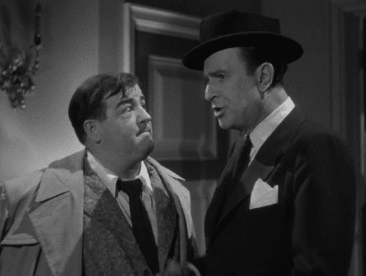 Abbott and Costello Meet the Killer, Boris Karloff Abbott and Costello Meet the Killer Boris Karloff Once upon a screen