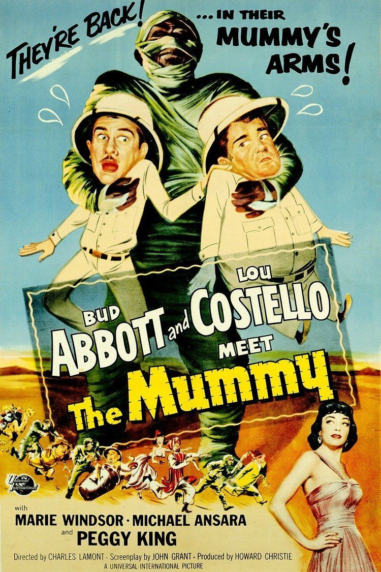 Abbott and Costello Meet the Mummy wwwgstaticcomtvthumbmovieposters2357p2357p