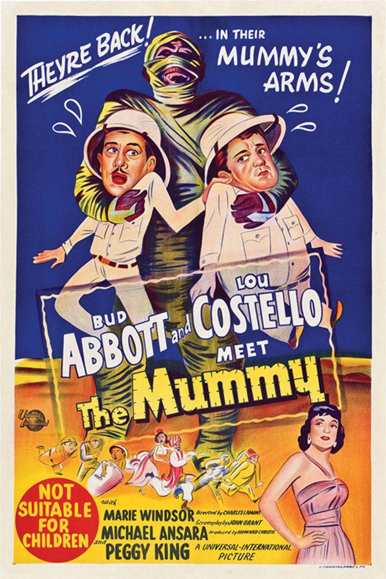 Abbott and Costello Meet the Mummy Abbott And Costello Meet The Mummy movie posters at movie poster