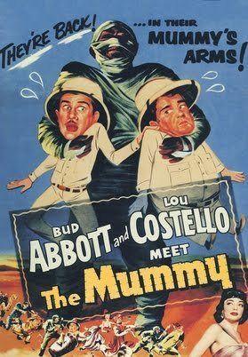 Abbott and Costello Meet the Mummy abbott costello meet the mummy YouTube