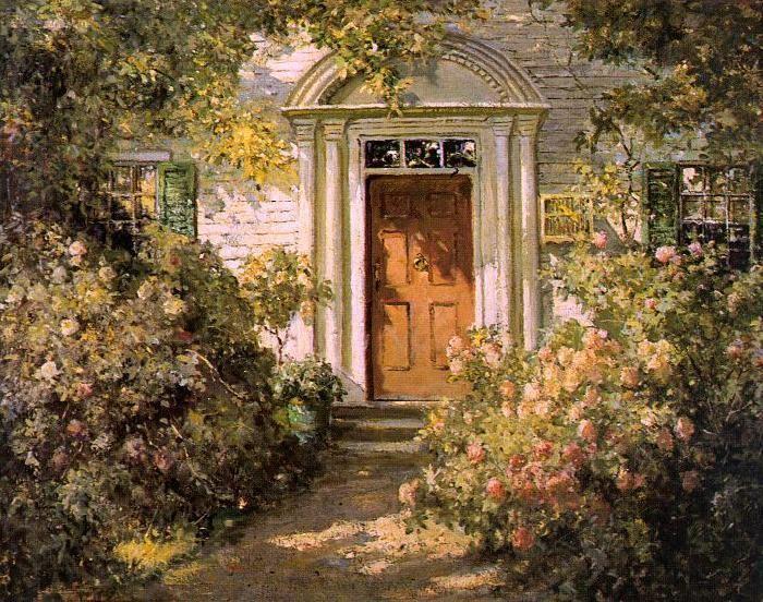 Abbott Fuller Graves Toutes les peintures à l'huile Abbott Fuller Graves39s INDEX