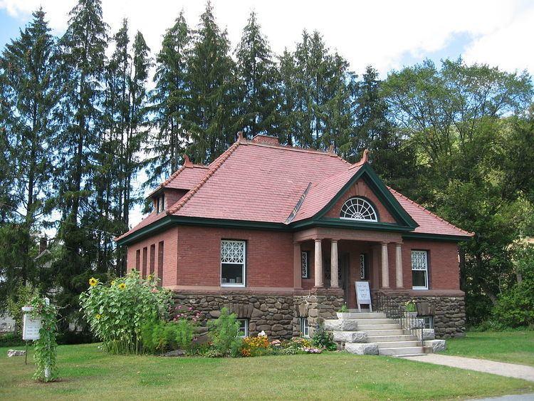 Abbott Memorial Library (Pomfret, Vermont)