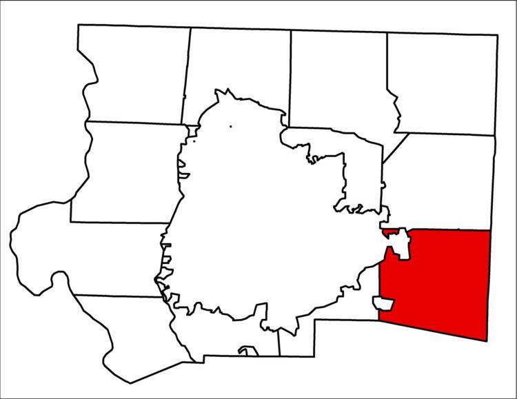 Abbotts Creek Township, Forsyth County, North Carolina