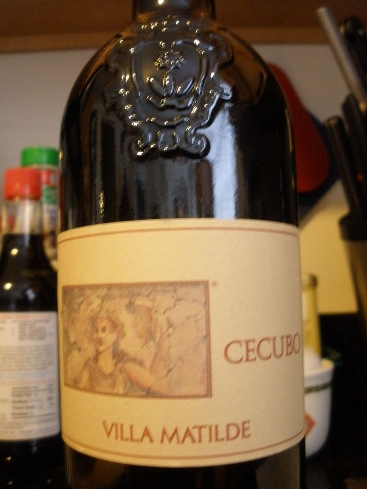 Abbuoto Fringe Wine Abbuoto Cecubo Campania Italy