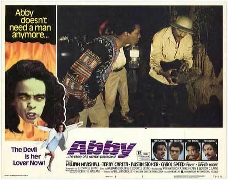 Abby (film) Film Review Abby 1974 HNN