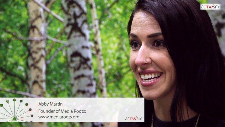 Abby Martin Good News with Abby Martin YouTube
