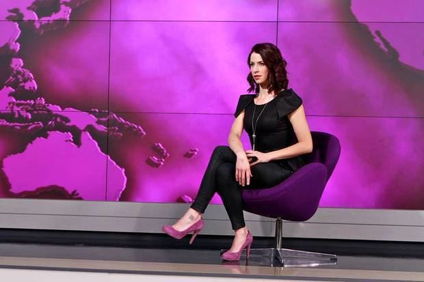 Abby Martin The Price Of Dissent Abby Martin Gets Graphic Rape