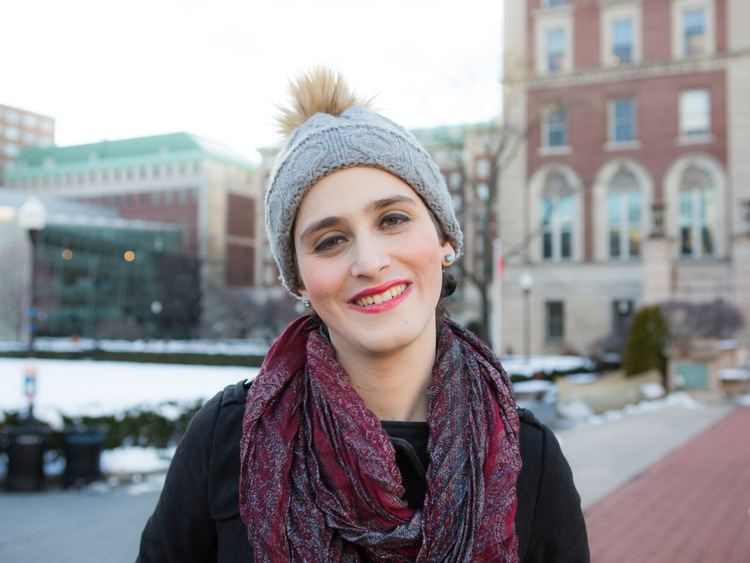 Abby Stein Amid a shifting tide of tolerance transgender Jews search for faith