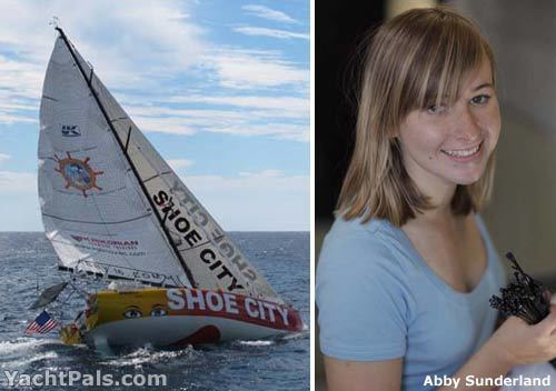 Abby Sunderland 16 Year Old Sailor Abby Sunderland Rescue Underway