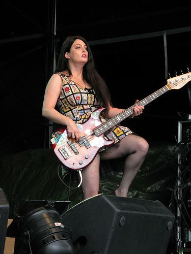 Abby Travis Abby Travis performs with The Bangles at Cornbury Festival