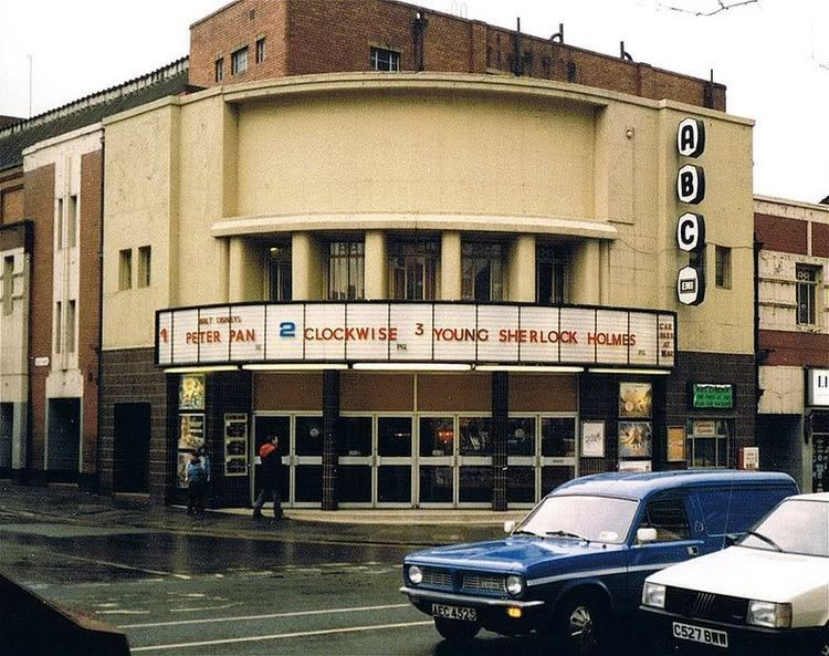 ABC Cinema, Wakefield Report ABC Wakefield Then and Now 28DaysLatercouk