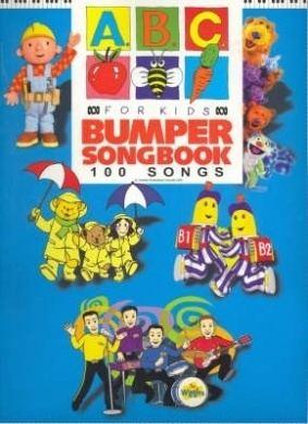 ABC Kids (Australia) ABC for Kids Bumper Songbook by Music Sales Pty Ltd Shop Online