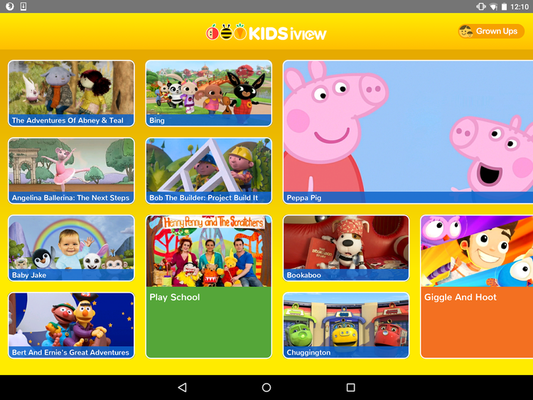 ABC Kids (Australia) ABC KIDS iview Android Apps on Google Play