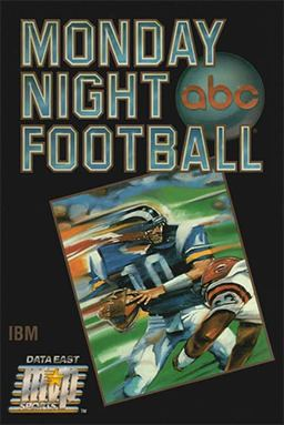 ABC Monday Night Football (video game) ABC Monday Night Football video game Wikipedia
