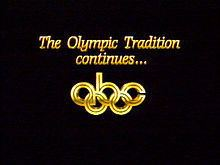 ABC Olympic broadcasts httpsuploadwikimediaorgwikipediaenthumbb