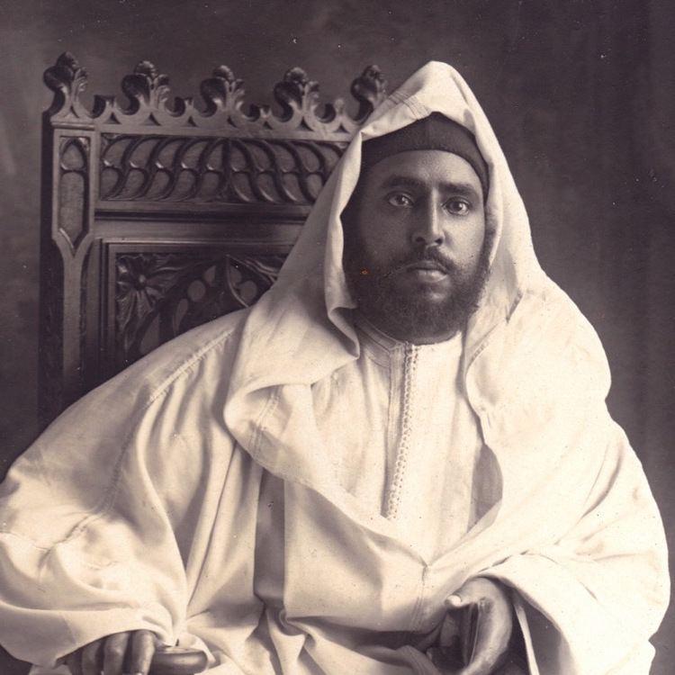 Abd al-Hafid of Morocco Abd alHafid of Morocco 1912 19thcenturyphotographycom