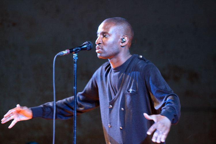Abd al Malik (rapper) THE VIEW FROM FEZ Rapper poet Abd al Malik