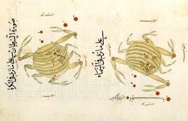 Abd al-Rahman al-Sufi Astrological Constellation Cancer on Selfrealization