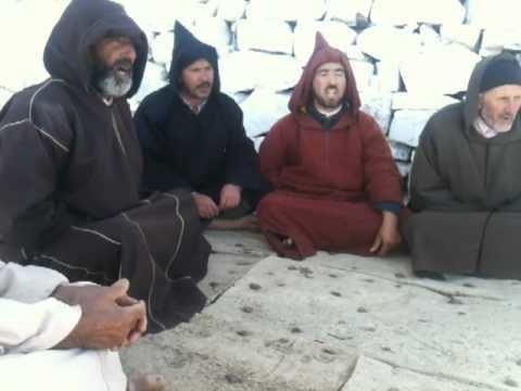 Abd as-Salam ibn Mashish al-Alami Salat alMashishiya on the Dareeh of Moulay Abd asSalam ibn Mashish